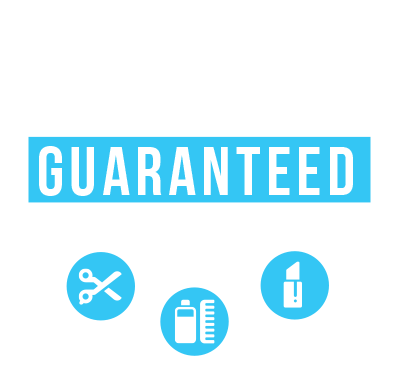 guaranteed best service, exclusive brands