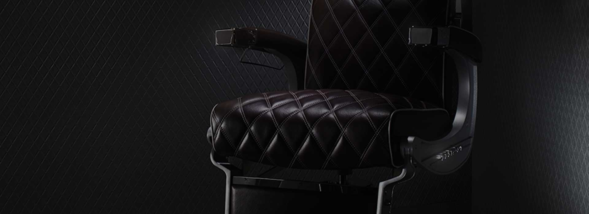 TakaraB- close up barber chair